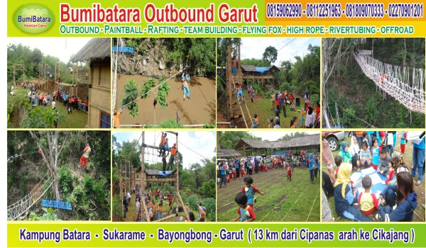 info_paket_outbound_rafting_paintball_garut
