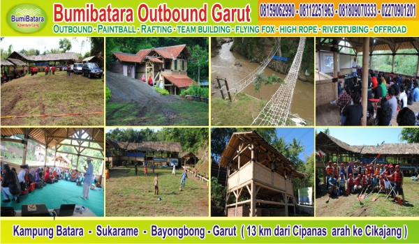 lokasi_outbound_gathering paintball -arung jeram di garut_