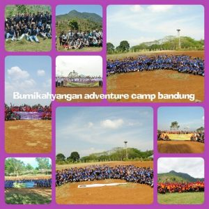 team building outbound di bandung