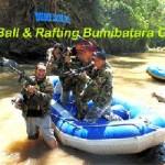 rafting dan paintballdi garut