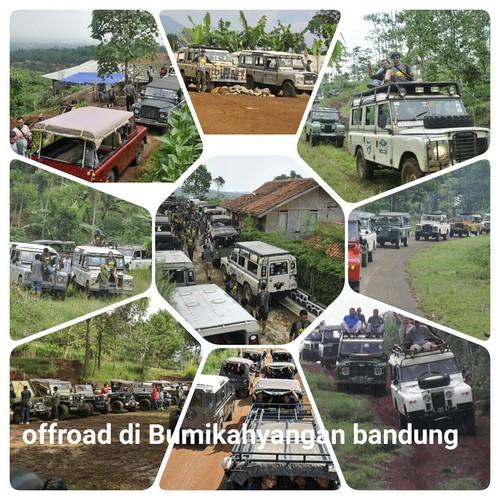 offroad di Bandung dan garut